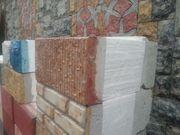 Бизнес по производ.4х слойных теплоблоков под мрамор из цемента