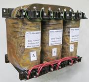 Трехфазный трансформатор НТЛ-164- (400 Вт